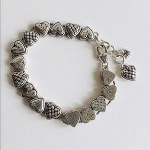 Vintage Brighton Enchanted Slider Bracelet